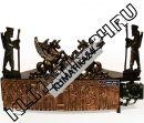 Газовая горелка для камина INFIRE INSIDE-50 FARAON